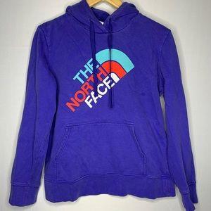 NORTH FACE - Vibrant Blue Sweatshirt